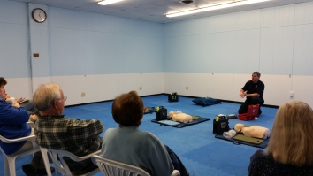 AED Training Class