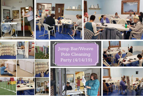 Jump Bar Cleaning Party